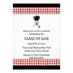 Elementary 5th grade graduation announcement sample 2013 cookout grill graduation invitation stopboris Choice Image