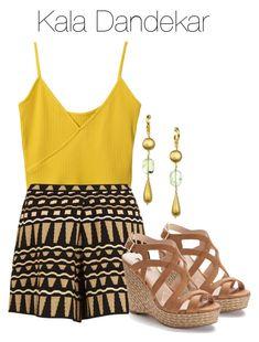 Kala Dandekar - Sense8 by shadyannon on Polyvore featuring polyvore fashion style M Missoni Jennifer Lopez clothing