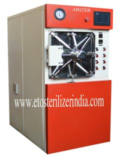 ETO Sterilizer - The manufacture of ETo Sterilizer with latest regulation and technology for the Medical Device Sterilization.