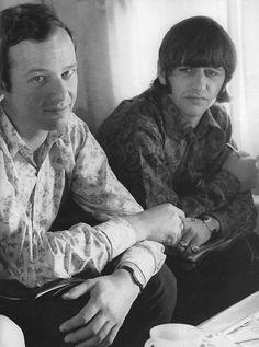 Ringo with Brian Epstein - Google Search