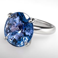 Sapphire Ring - Love the color!