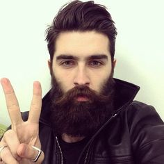 Longer messy top with a very full beard. .. .. #hair #hairstyle #instahair #hairstyles #hairdo #haircut #fashion #instafashion  #style #hairoftheday #hairideas #hairfashion #hairofinstagram #coolhair #beards #menshair #beardcare #grooming #veganfriendly #vegan #mensgrooming #dapper #beardsofinstagram #nopoo