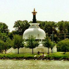 Buddhistische Pagode