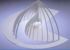 Libros Pop-Up Books Cards: Descarga Gratis Libro Phantastische Papier (Kirigami)… Folding Architecture, Architecture Design, Tropical Architecture, Indien Design, Atelier Theme, Paper Structure, Pop Up Art, Origami And Kirigami, Paper Engineering