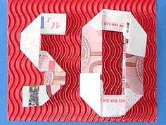 Geldgeschenke zum 50. Geburtstag