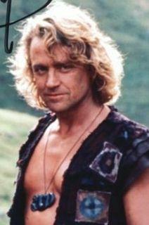Michael Hurst as Iolaus in Hercules: The Legendary Journeys.