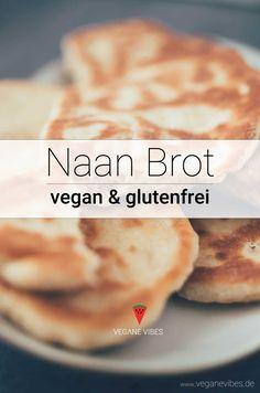 veganes Naan Brot selber machen (HOW-TO)