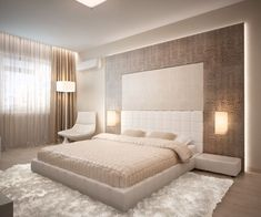 Get inspired by these beige bedroom decor ideas. It's a soft color that combines with a lot of different textures and other colors. Perfect for your master bedroom decoration. Bedroom Sets, Beige Bedroom, Serene Bedroom, Bed Furniture Design, Luxurious Bedrooms, Bedroom Inspirations, Modern Bedroom, Bedroom Decor, Bedroom