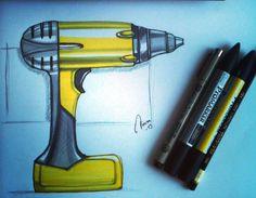 Drill sketch (inspired of spencer nugents sketch)