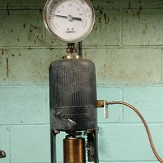 Identified and replaced this Self Operating Temp Regulator with exact same one in a Boiler room at a hospital.