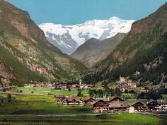 Gressoney, Italy. One of the most charming, hidden valleys on earth.