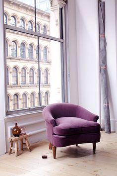 Curvy Club Chairs: American-Made, Sustainable Seating | Canvas Home