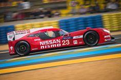 Nissan GT-R LM Nismo LMP1 FWD/AWD 1250 hp, Le Mans 2015