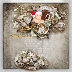 Tinci Designs: Christmas steps 3. - Chance to win