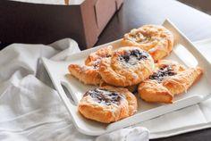 Vegan Homemade Danish Pastries