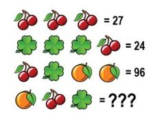Can you solve this?