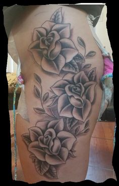 Love the placement with the flowers