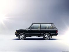 Range Rover 1st Generation Side On.