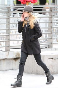 El estilo de Amanda Seyfried