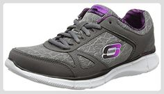 Skechers Damen, Sneaker, equalizer - step lively, grau (ccpr), 38 - Sneakers für frauen (*Partner-Link)