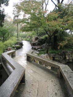 Suzhou Garden, via Flickr.