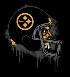 STEELERS ZOMBIE SHIRT ART by BURZUM on DeviantArt