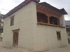tibetan architecture rammed earth - Google Search