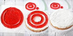 Tort śmietankowy z galaretką Cheesecake, Food, Cheesecakes, Essen, Meals, Yemek, Cherry Cheesecake Shooters, Eten