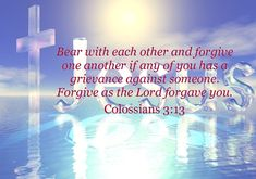 scripture on forgiveness - Google Search