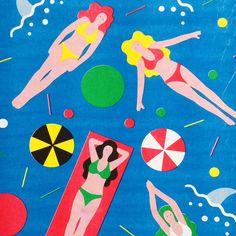 Shark Pool By Hisashi Okawa