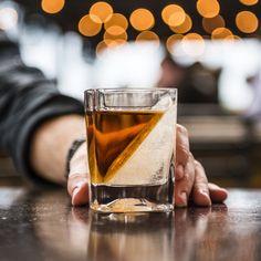 Verre à Whisky Givré Rafraîchissant