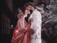 Wedding Couple Poses Photography, Couple Photoshoot Poses, Couple Portraits, Wedding Photoshoot, Bridal Portraits, Indian Wedding Poses, Indian Wedding Couple, Indian Wedding Outfits, Bridal Outfits