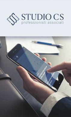 Sito web Studio CS - Professionisti Associati Galaxy Phone, Samsung Galaxy, Web Studio, Digital Marketing, Website