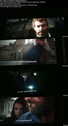 Logan 2017 CAMRip English Full Movie 9xmovies