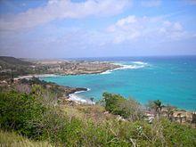 Provincia de Mayabeque -Playa de Jibacoa en Santa Cruz del Norte