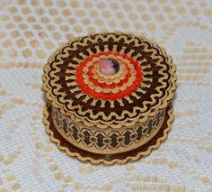 Rustic Jewelry Box  - Wooden Jewelry Box for Women - Wedding Gift for the Bride - Small Jewelry Box - Wood Ring Box - Birch Bark Wood Box by BirchBarkEco on Etsy