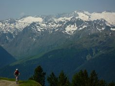 Macizo de los picos Aneto y La Maladeta. Val d'Aran