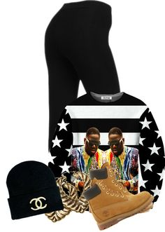 """""""F-ck B-tches~Get Money"""" by fuckthisusernameshit ❤ liked on Polyvore"""