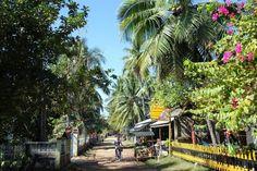 Idyllisches Inselleben auf Don Khon – Home Decor Wholesalers Laos, Vietnam, Wanderlust, Dolores Park, Travel, Decor, Board, Vacation Package Deals, Tourism