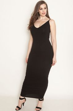 "Rebdolls ""From Day to Night"" Bodycon Maxi Dress"