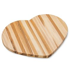 Buy Michael Anthony Side Grain Heart Cutting Board by Michael Anthony Furniture on OpenSky
