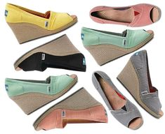 Toms love - buy one, give one - love this project