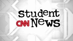 CNN has created an entire site based on gearing news events toward middle and high school students. Let's get them in the habit of keeping informed!
