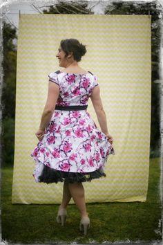 Cherry Blossom Dress Cherry Blossom Dress, Summer Dresses, Collection, Vintage, Style, Fashion, Swag, Moda, Summer Sundresses