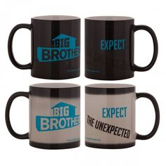 Big Brother Expect the Unexpected Heat Sensitive Mug