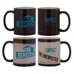 Big Brother Expect the Unexpected Heat Sensitive Mug