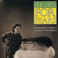Tears For Fears 45 RPM Cover https://www.facebook.com/FromTheWaybackMachine