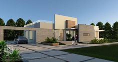 #exteriordesign #elevation #3dvisualization #archdaily #archilovers #cgi #architects
