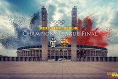 UEFA Champions League Final Berlin 2015 Juve Vs Barca