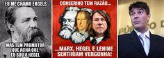 Folha certa : Charge: Conserino, promotor de São Paulo